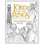 Lord Of The Rings Målarbok för Vuxna